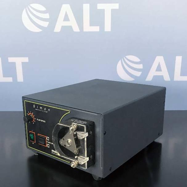 Manostat SIMON Varistaltic Pump Model 72-310-000 Image