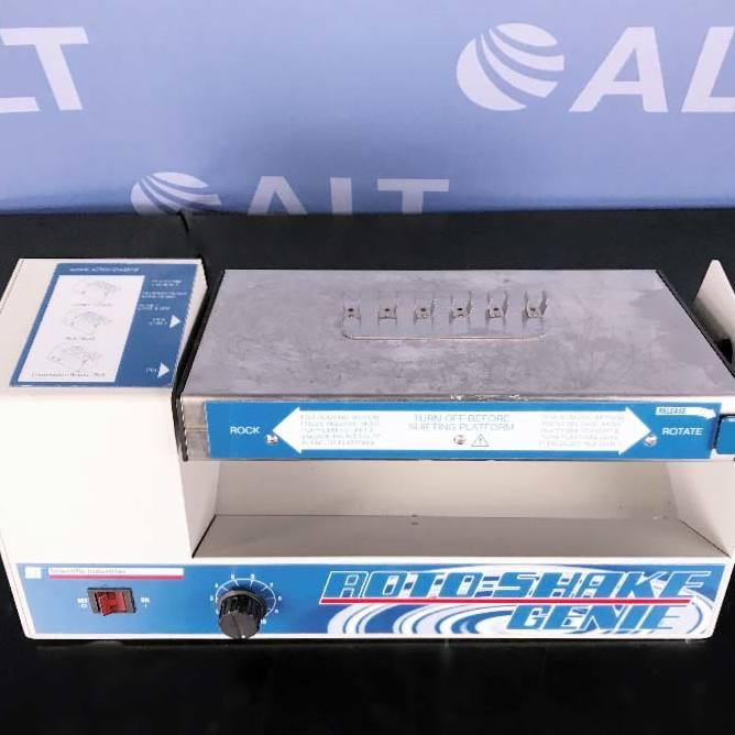 Scientific Industries Roto-Shake Genie Model SI-1100 Image