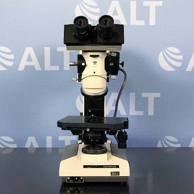 BH-2 Microscope Model BH2-RFL-T2 Name