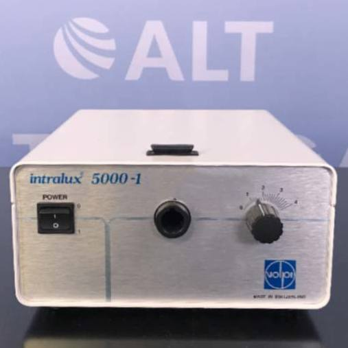 Intralux 5000-1 Cold Light Source Name