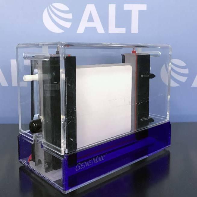 ISC BioExpress GeneMate Dual Cooled Vertical Gel Systems 20 cm x 20 cm Image