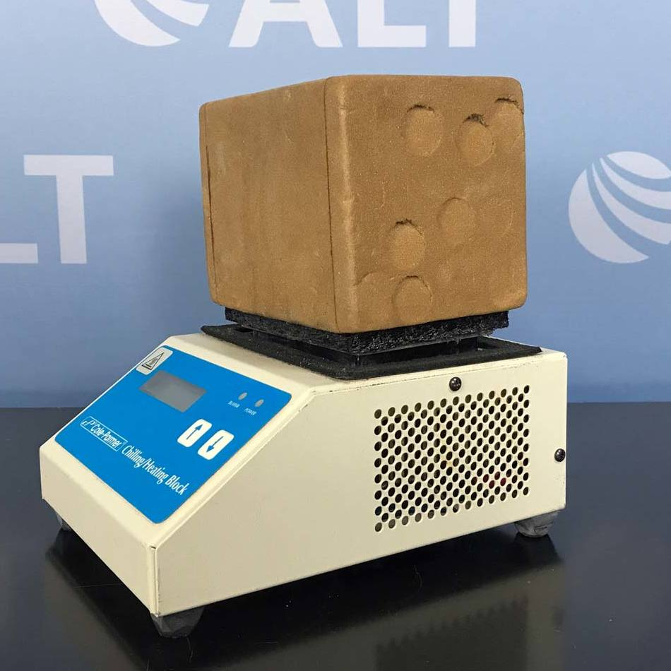 Cole-Parmer IC20 C-P Chilling/Heating Block Image