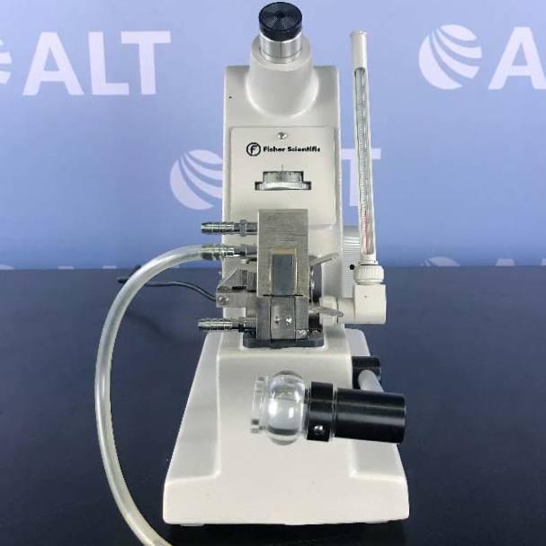 Fisher Scientific ATAGO Abbe Benchtop Refractometer, Model 334620 Image