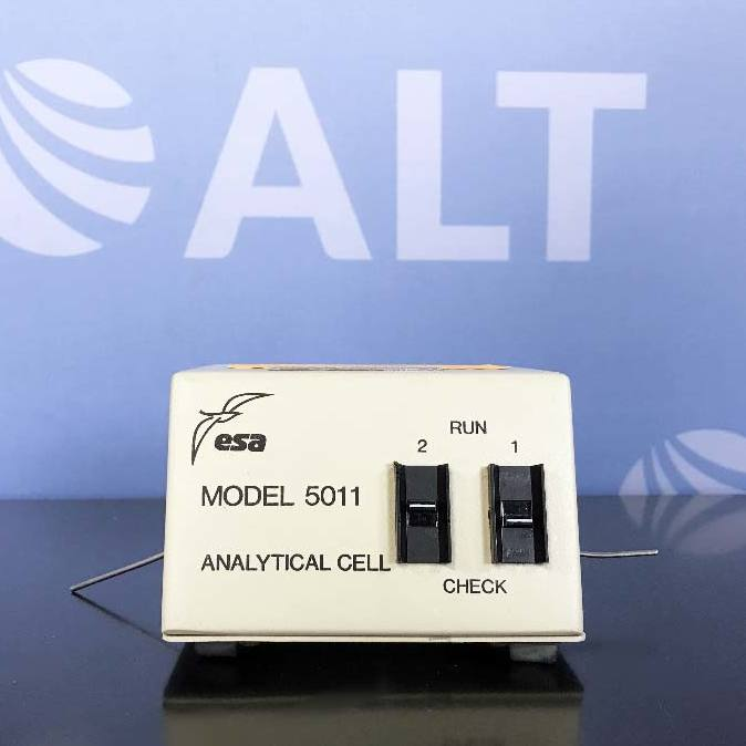 Model 5011 High Sensitivity Analytical Cell Name