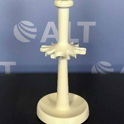 VWR 6-Place Carousel Stand, Holds 6 Single Channel Pipettes Image