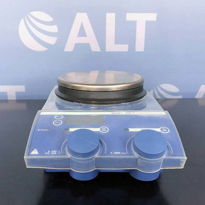 RET Control Visc S1 Hot Plate / Stirrer Name