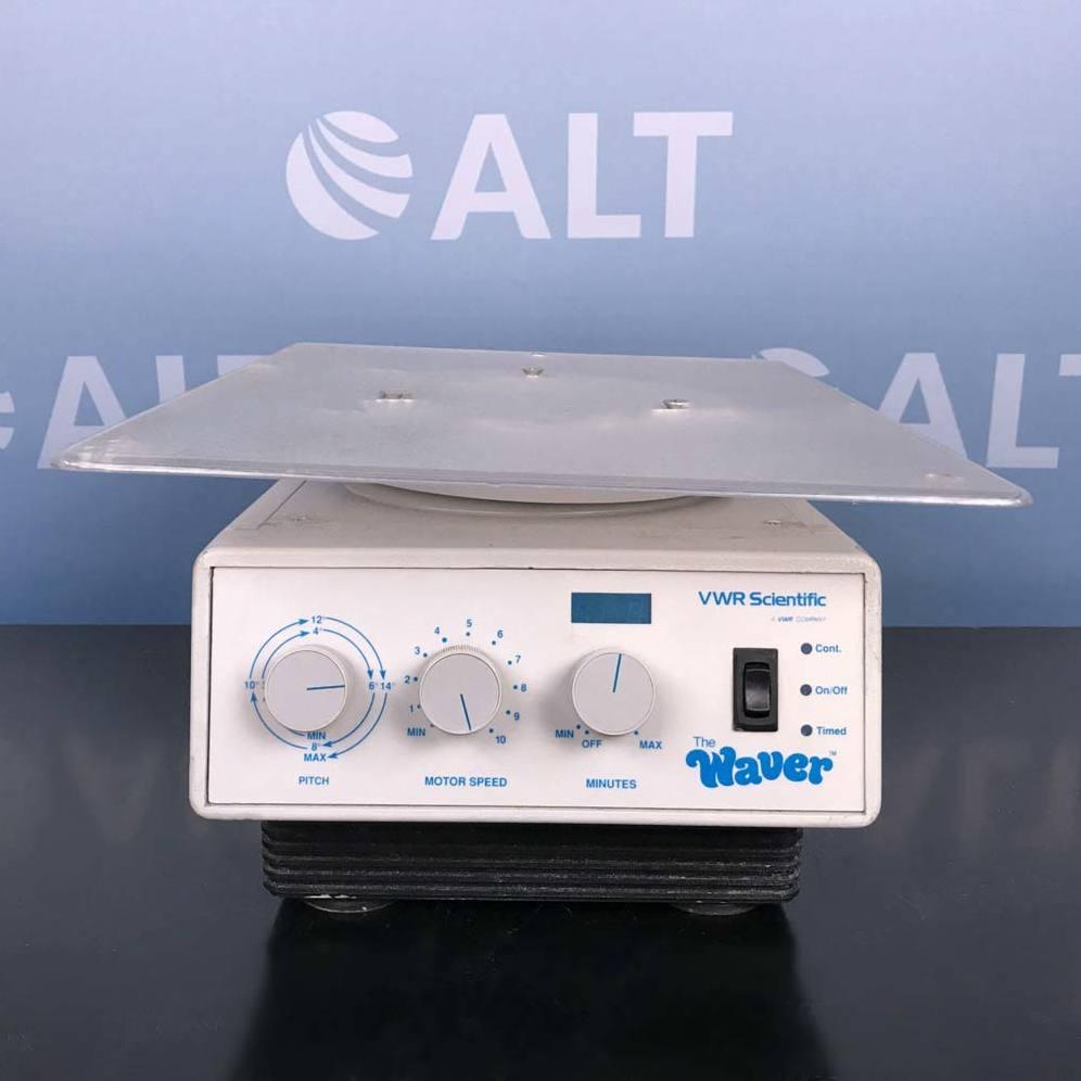 VWR Scientific The Waver Platform Gyratory Shaker Image