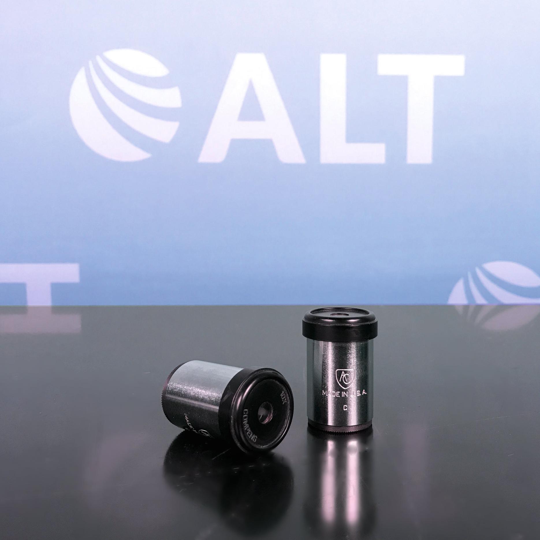 AO Spencer 10x Microscope Ocular Lens Image