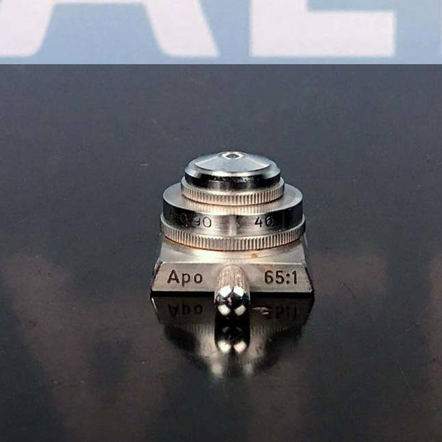 C.Reichert Wien APO 65:1 A=0.90 46 Objective Image
