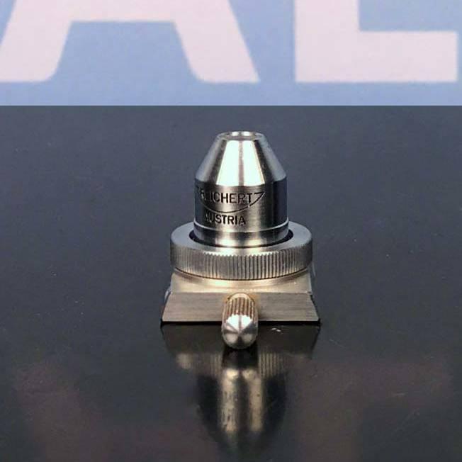 C.Reichert Wien Microscope Objective, No. 3 Image