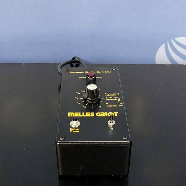 Melles Griot Electronic Shutter Controller, Model 04 ISC 004 Image