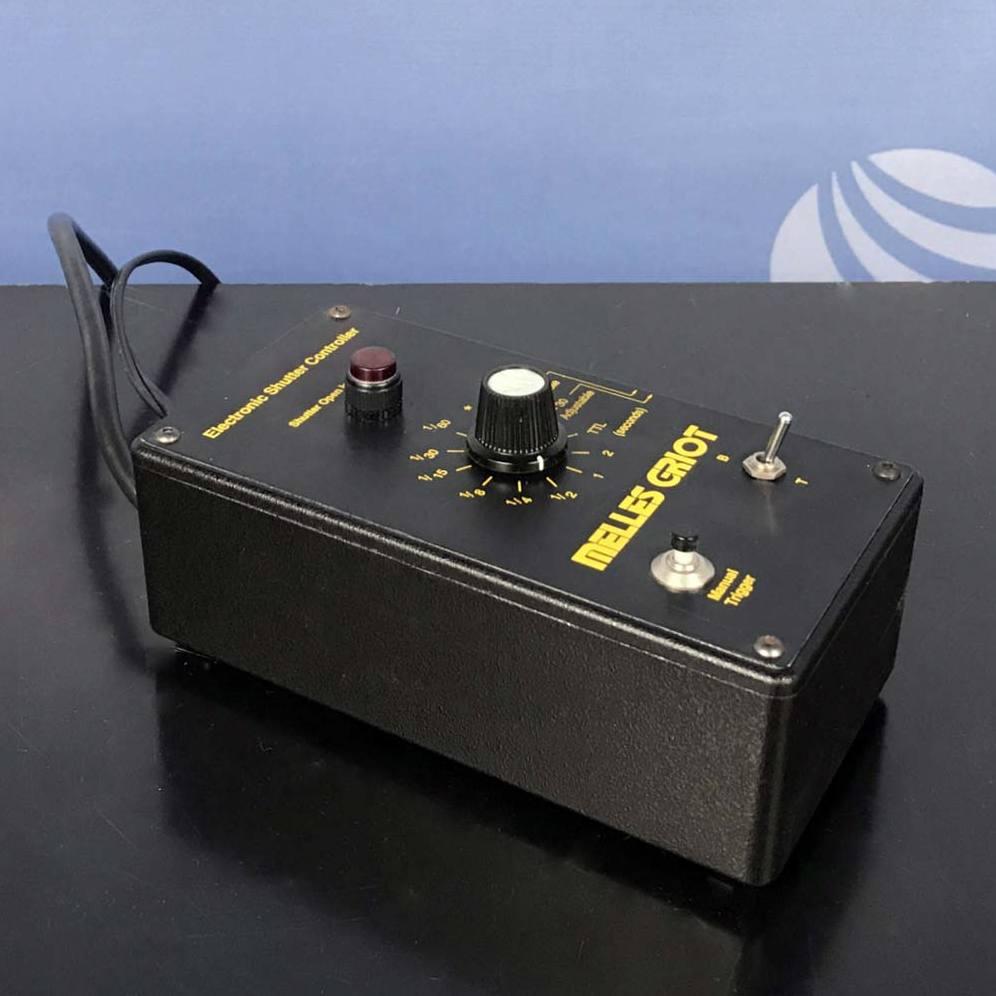 Melles Griot Electronic Shutter Controller Model 04 ISC 001 Image