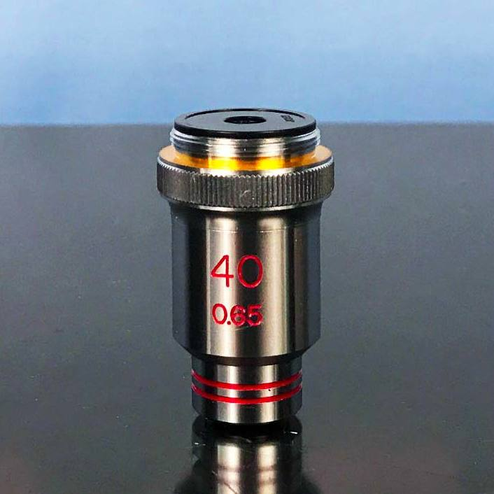 Microscope Objective, 40X 0.65  Name