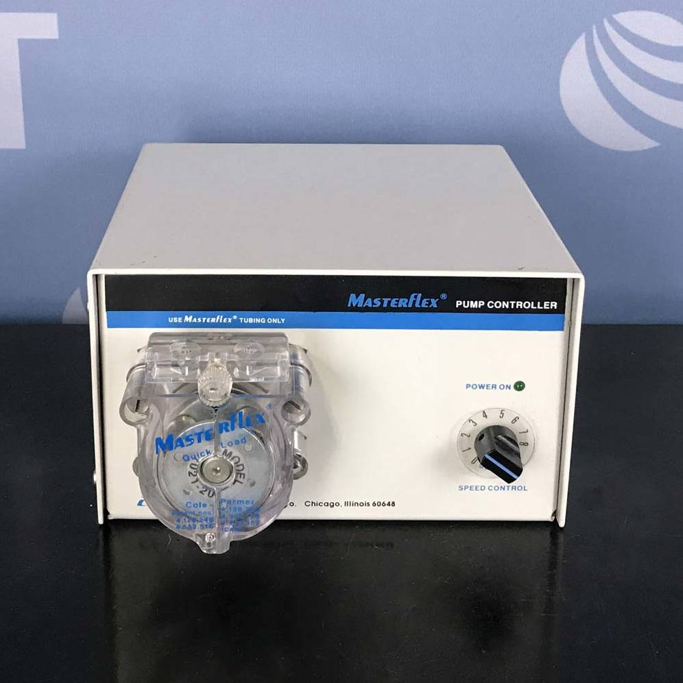 Cole-Parmer Masterflex Peristaltic Pump With Variable Speed Head Image