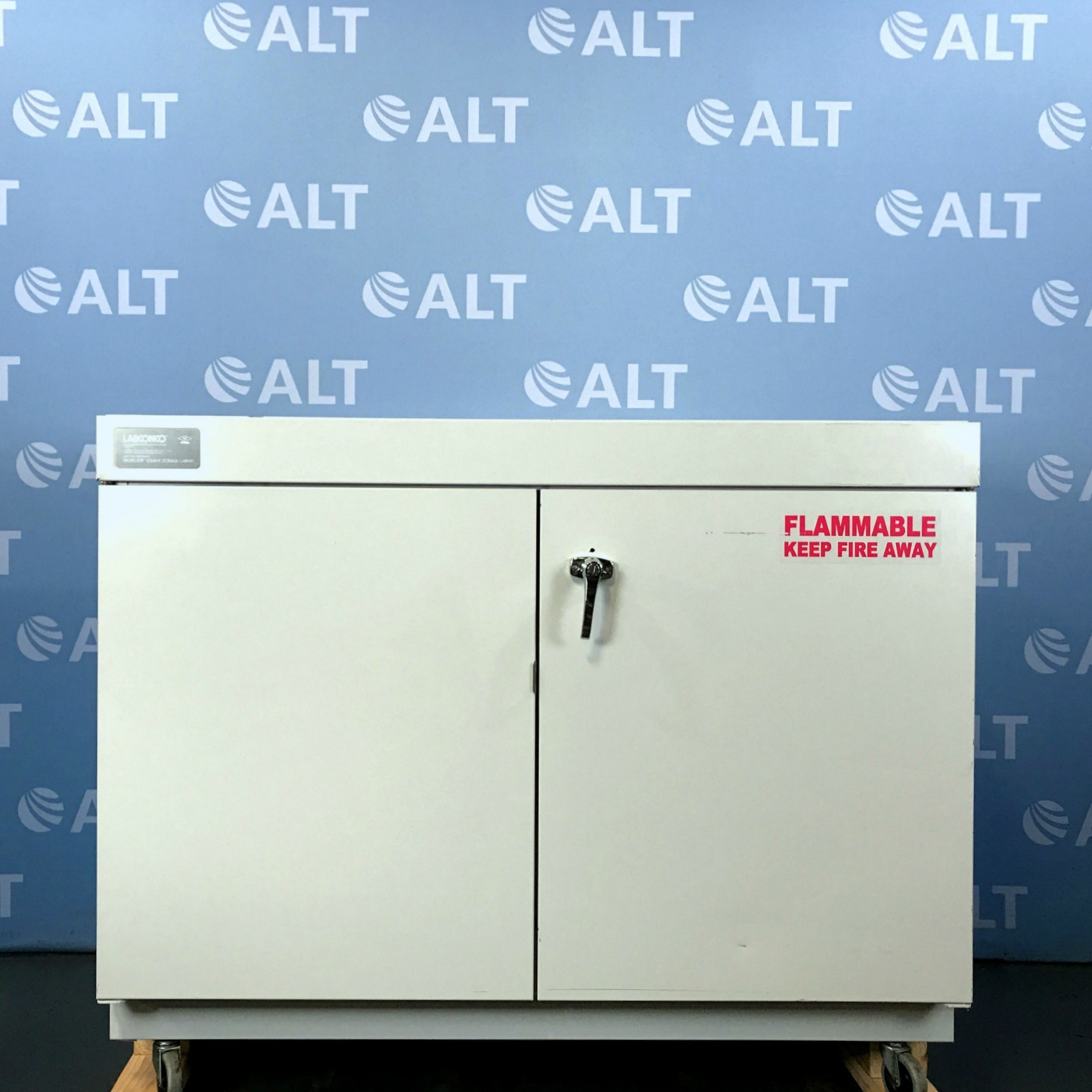 Labconco Protector Solvent Storage Cabinet CAT No. 9903000 Image