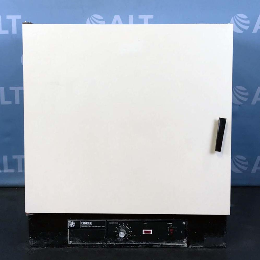 Fisher EconoTemp Laboratory Oven Model 55G Image