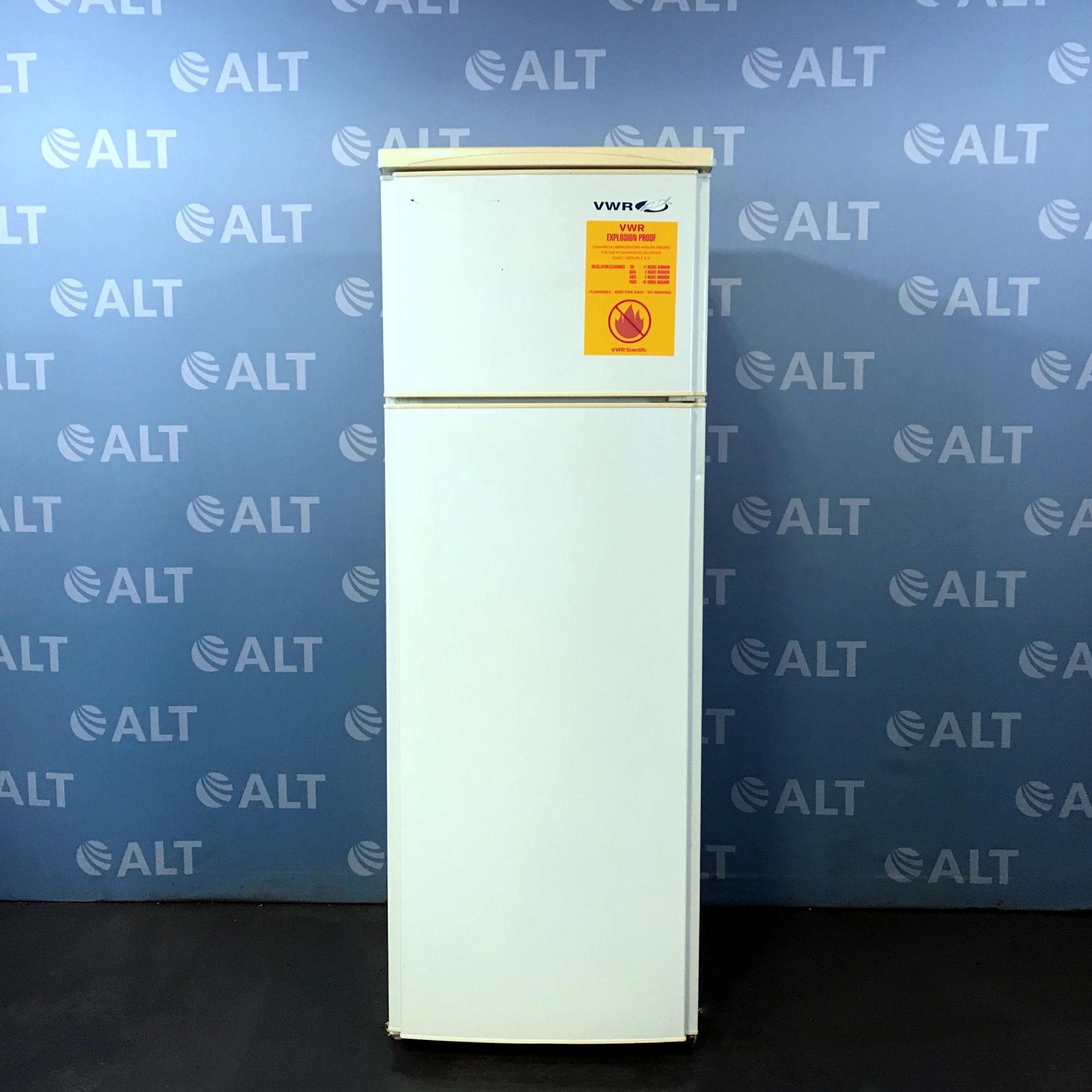 R411XA16 Explosion-Proof Refrigerator / Freezer Name