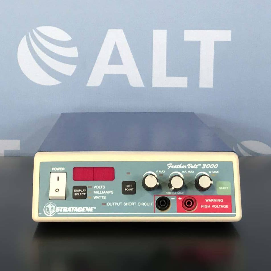 Feathervolt 3000 Electrophoresis Power Supply Name