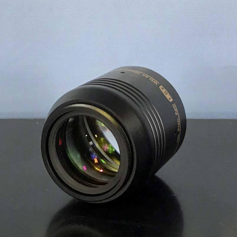 Nikon Microscope Objective HR Plan Apo 1.6x, WD 24 Image