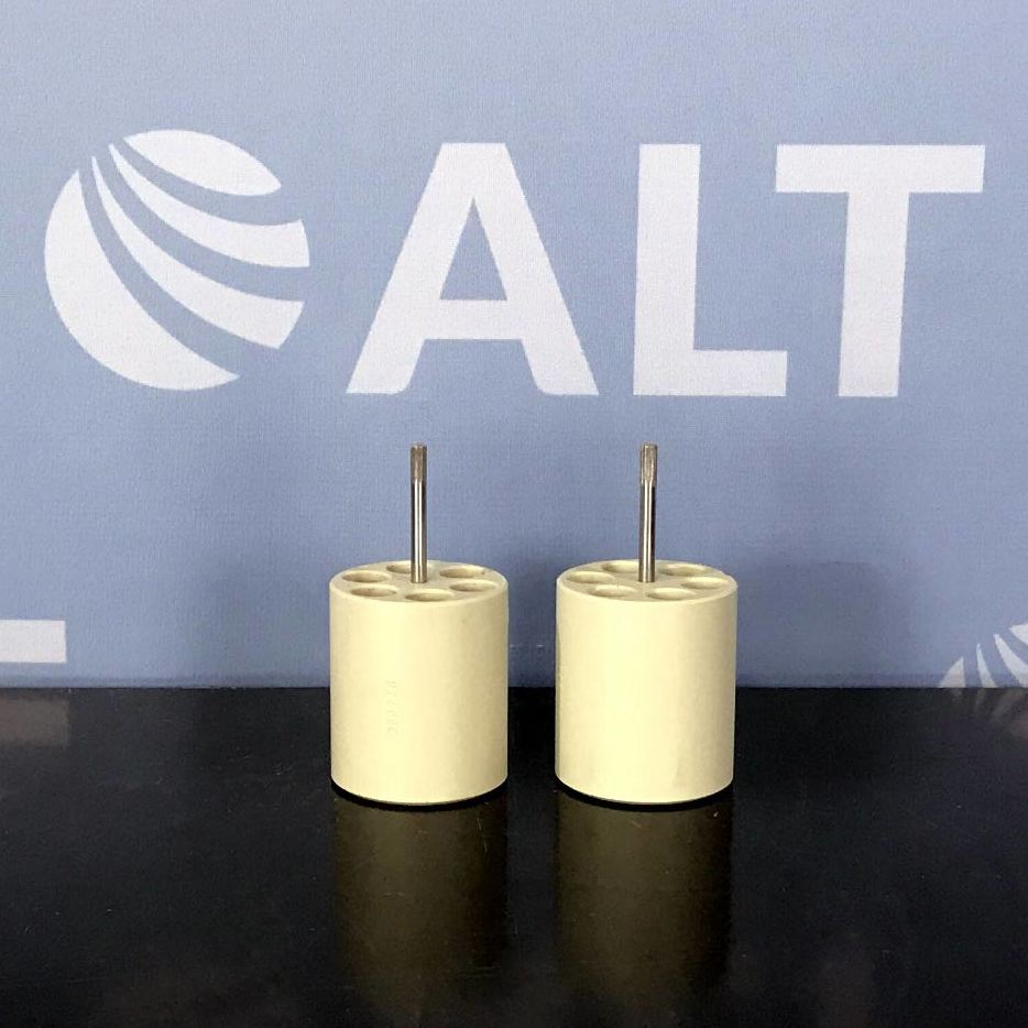 14.5mm x 62mm Tube Adapters, Cat. 361248 (Pair) Name