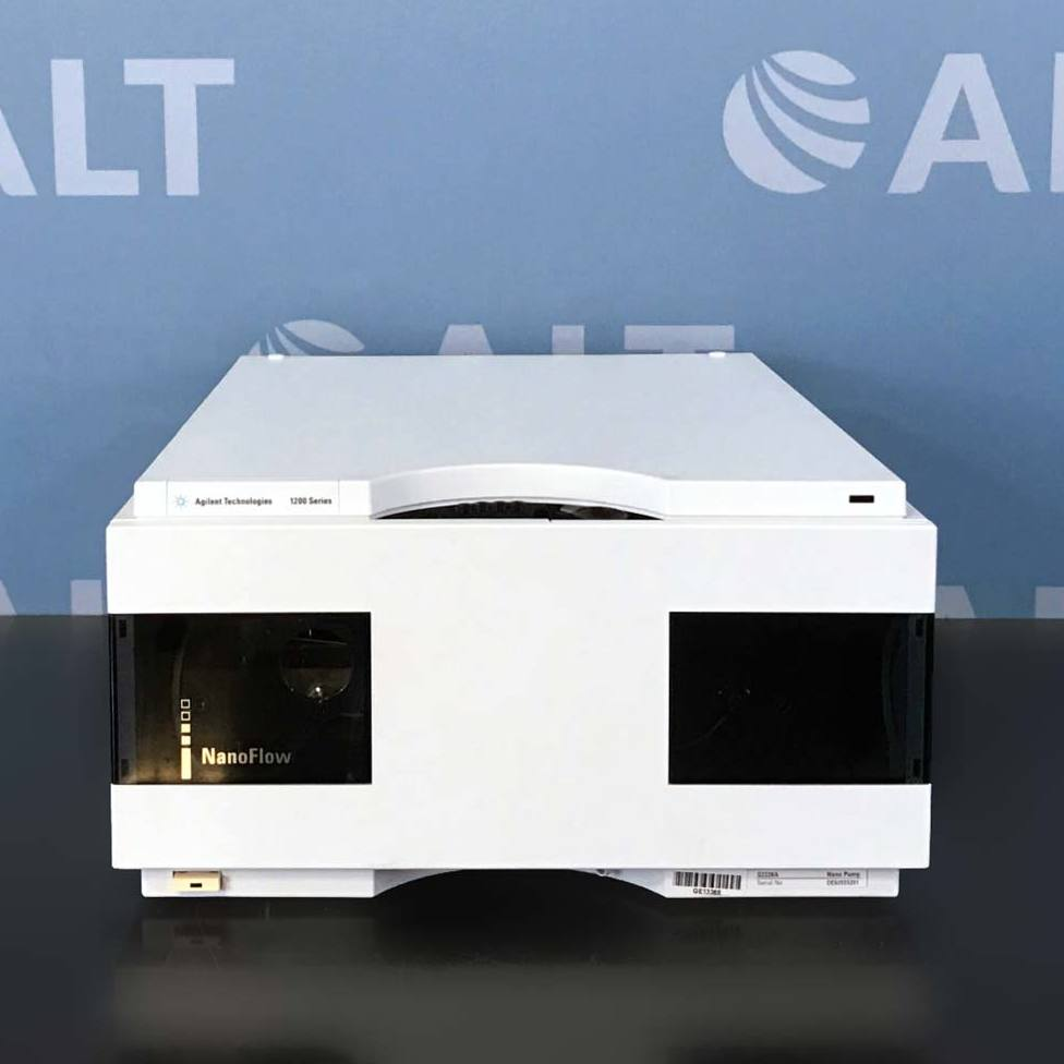 Agilent Technologies 1200 Series G2226A Nano Pump Image