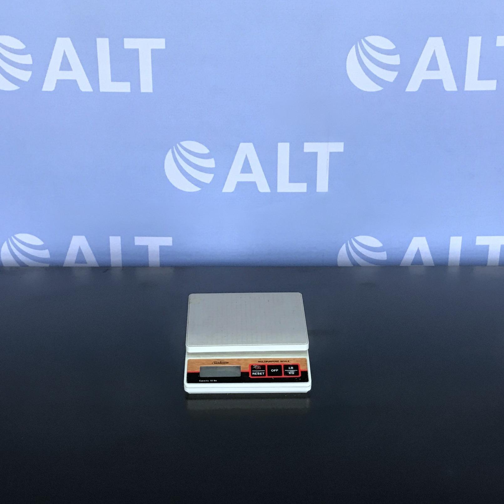 Sunbeam Multipurpose Scale Image