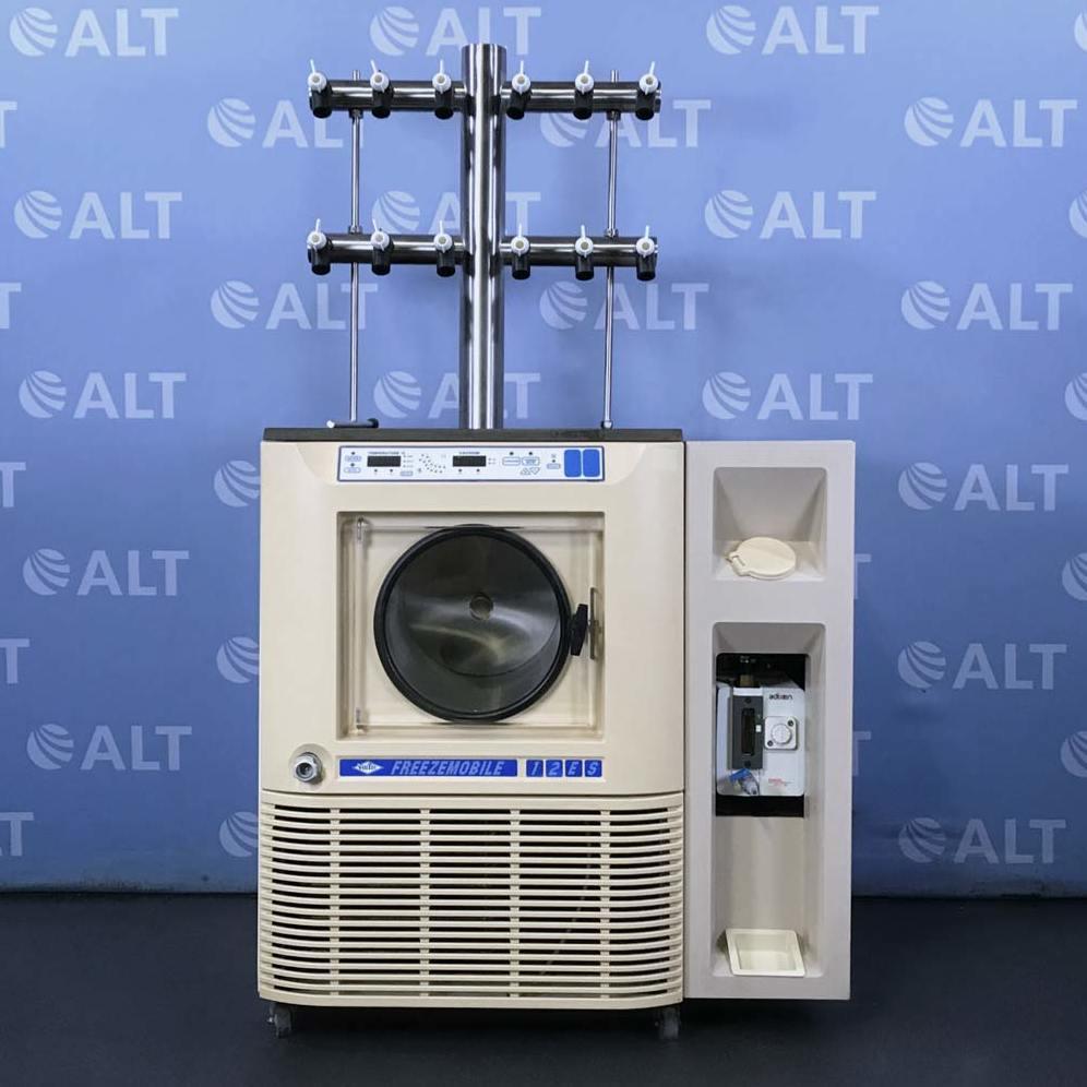 VirTis Freezemobile 12ES Series Freeze Dryer Image
