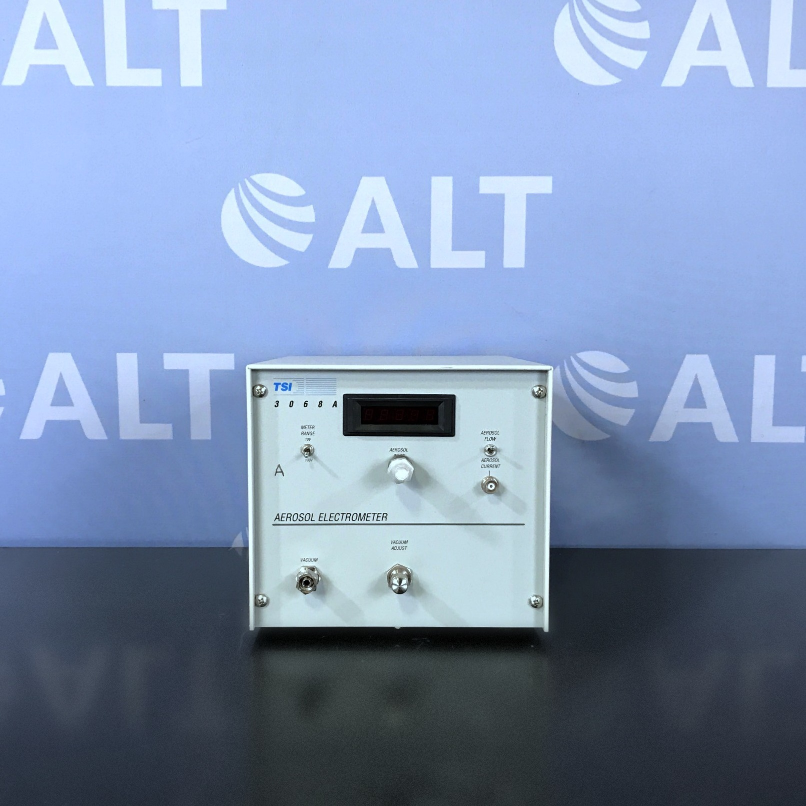 Model 3068A Aerosol Electrometer Name
