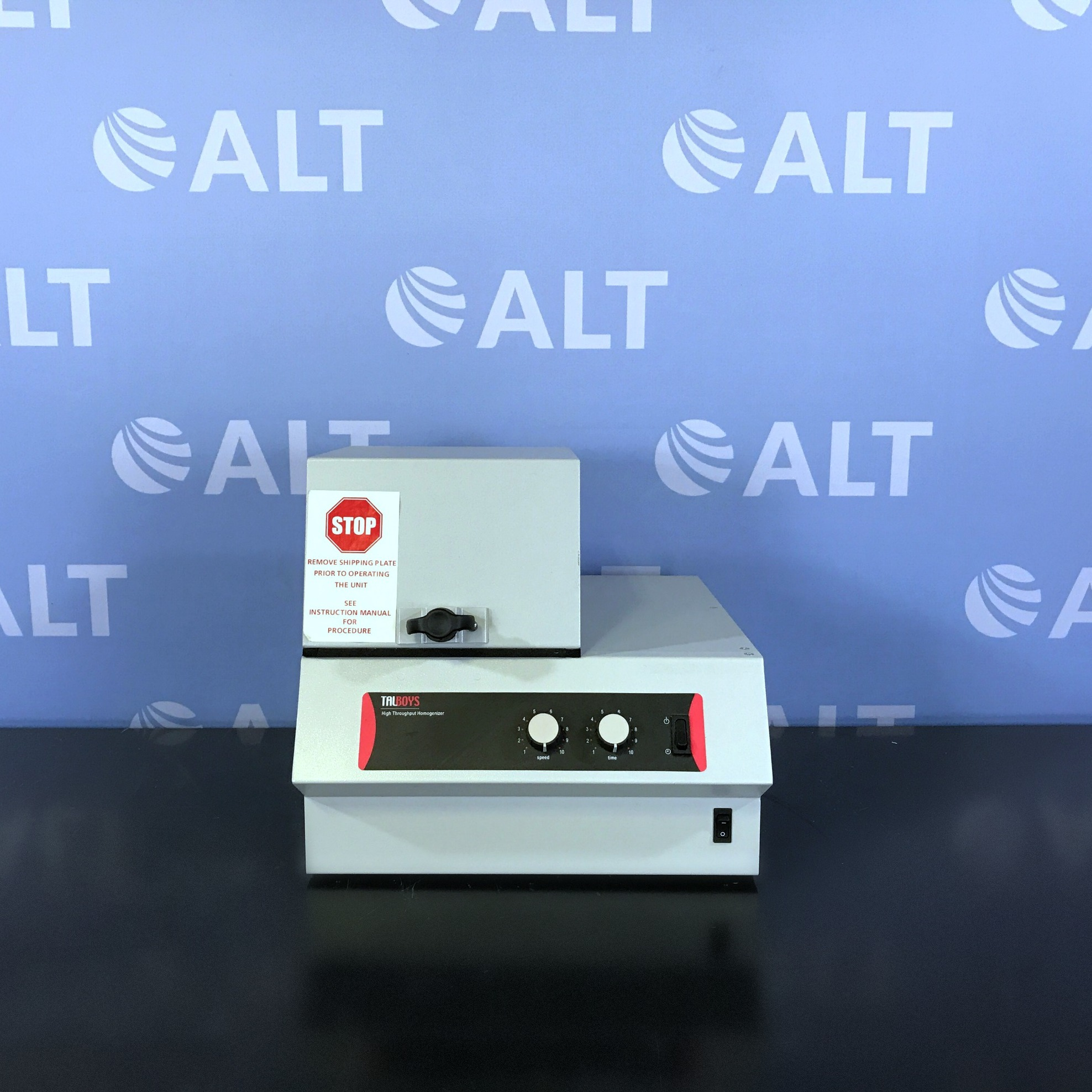 Talboys High Throughput Homogenizer CAT No. 930145 Image