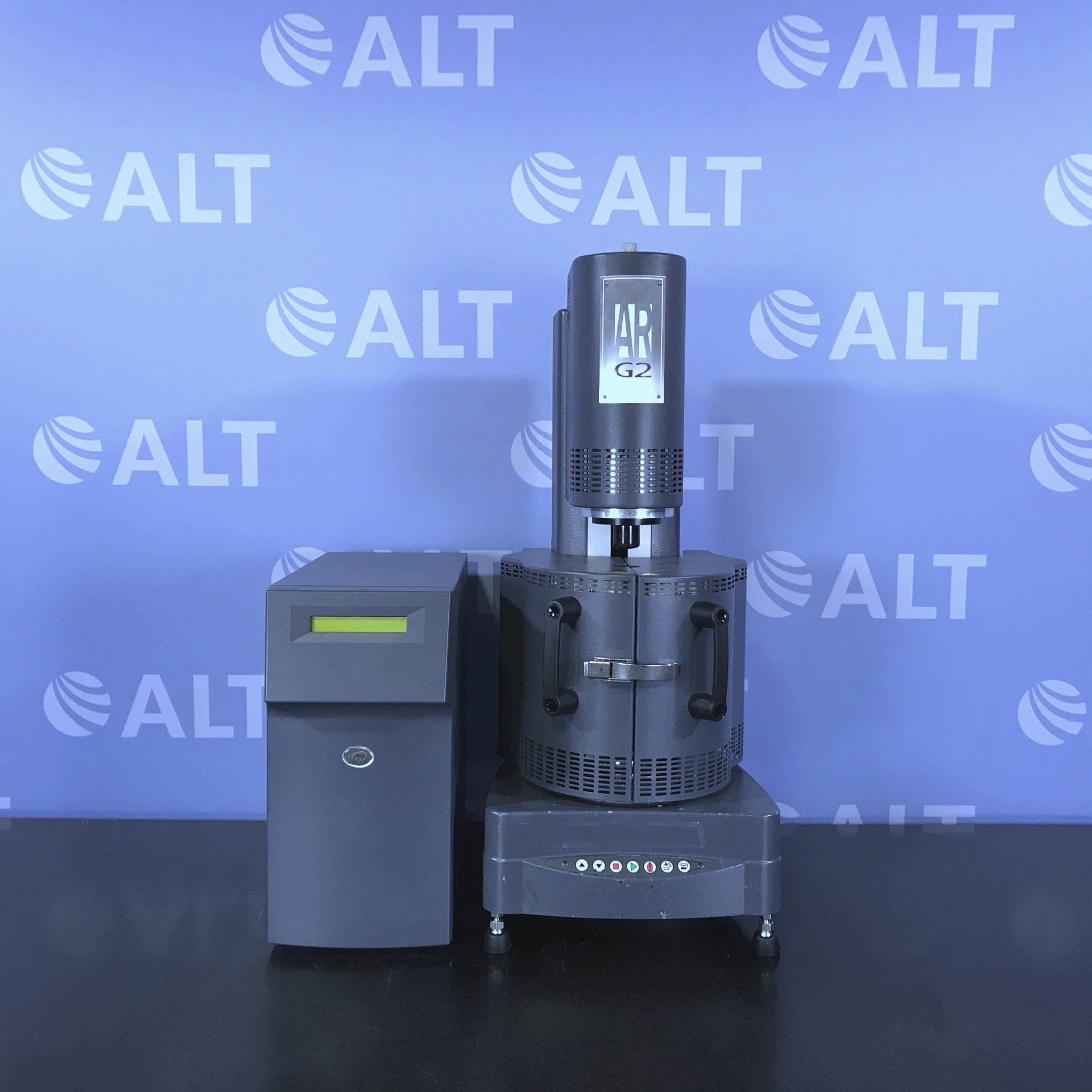 AR-G2 Magnetic Bearing Rheometer with Camera Interface Assy. Name