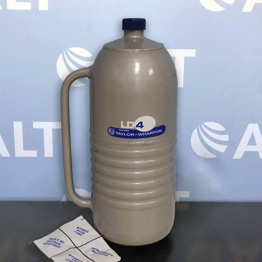4LDB 4L Liquid Nitrogen Storage Dewar Name