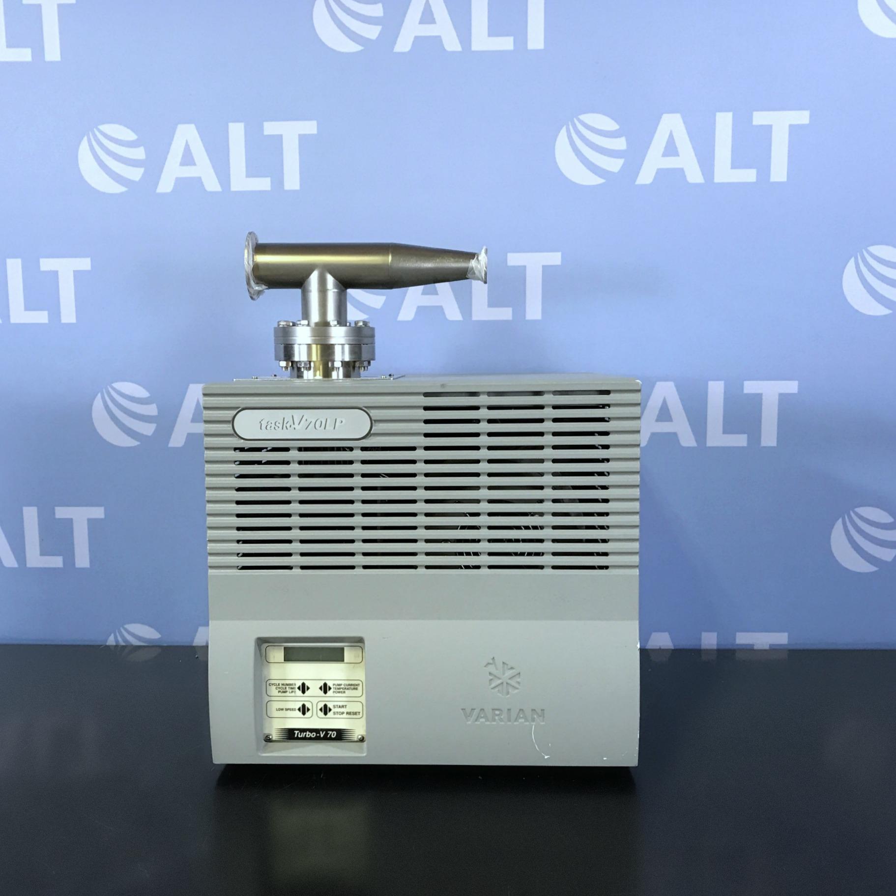 Varian Task V70LP Turbo Pump Image