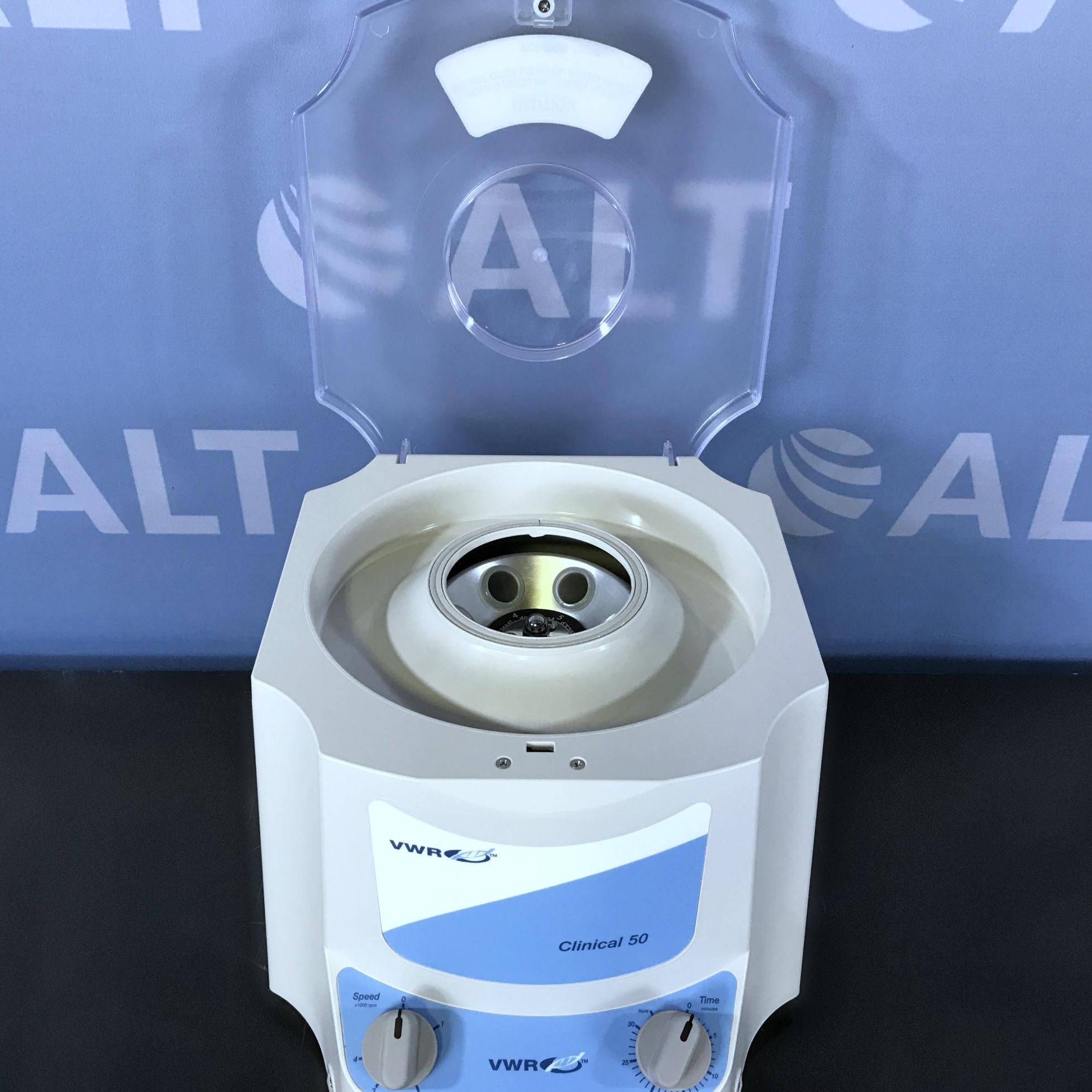 VWR Clinical 50 Centrifuge Image