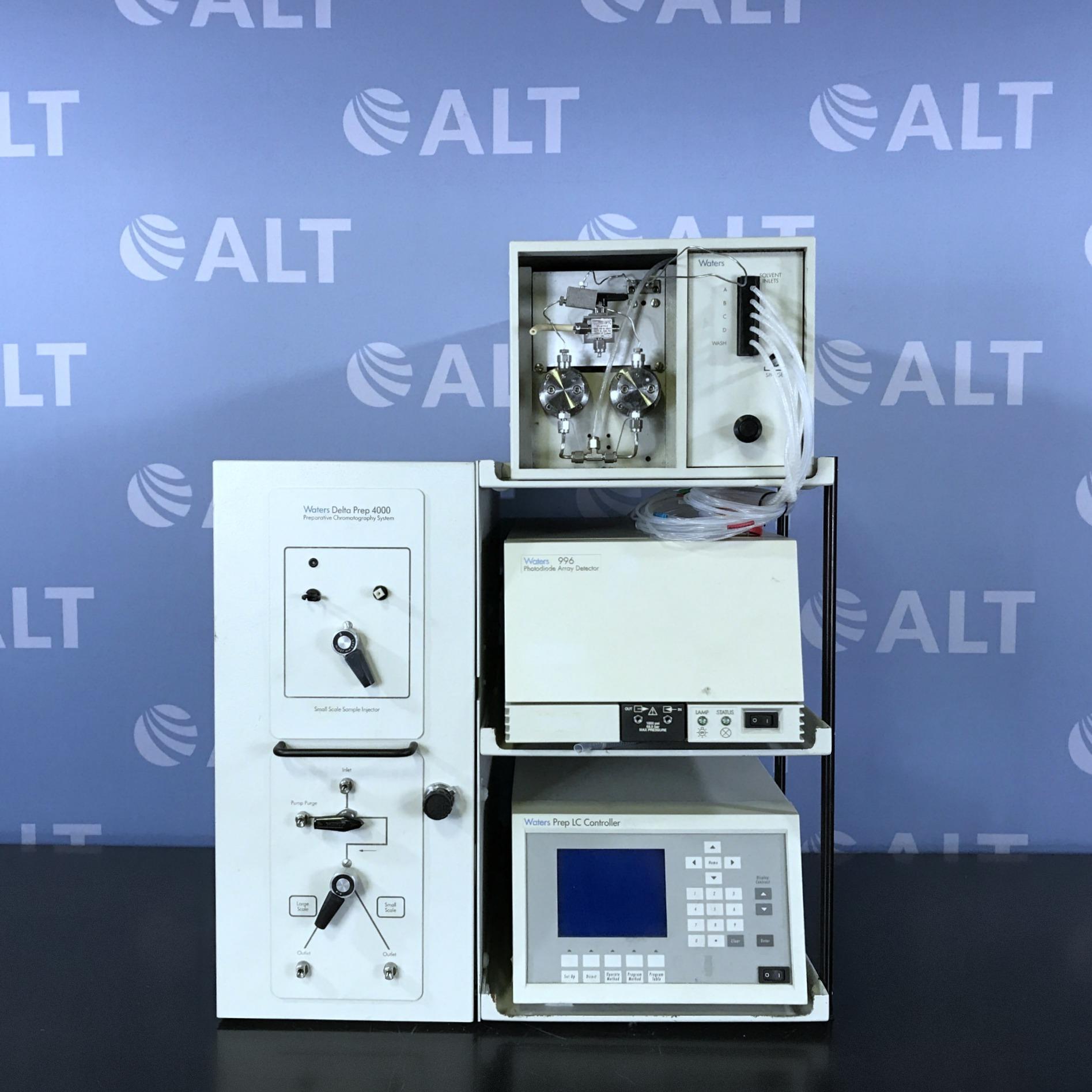 Waters Delta Prep 4000 Preparative Chromatography System Image
