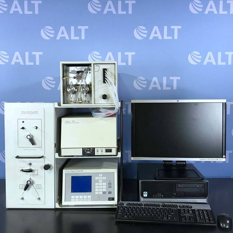 Delta Prep 4000 Preparative Chromatography System Name