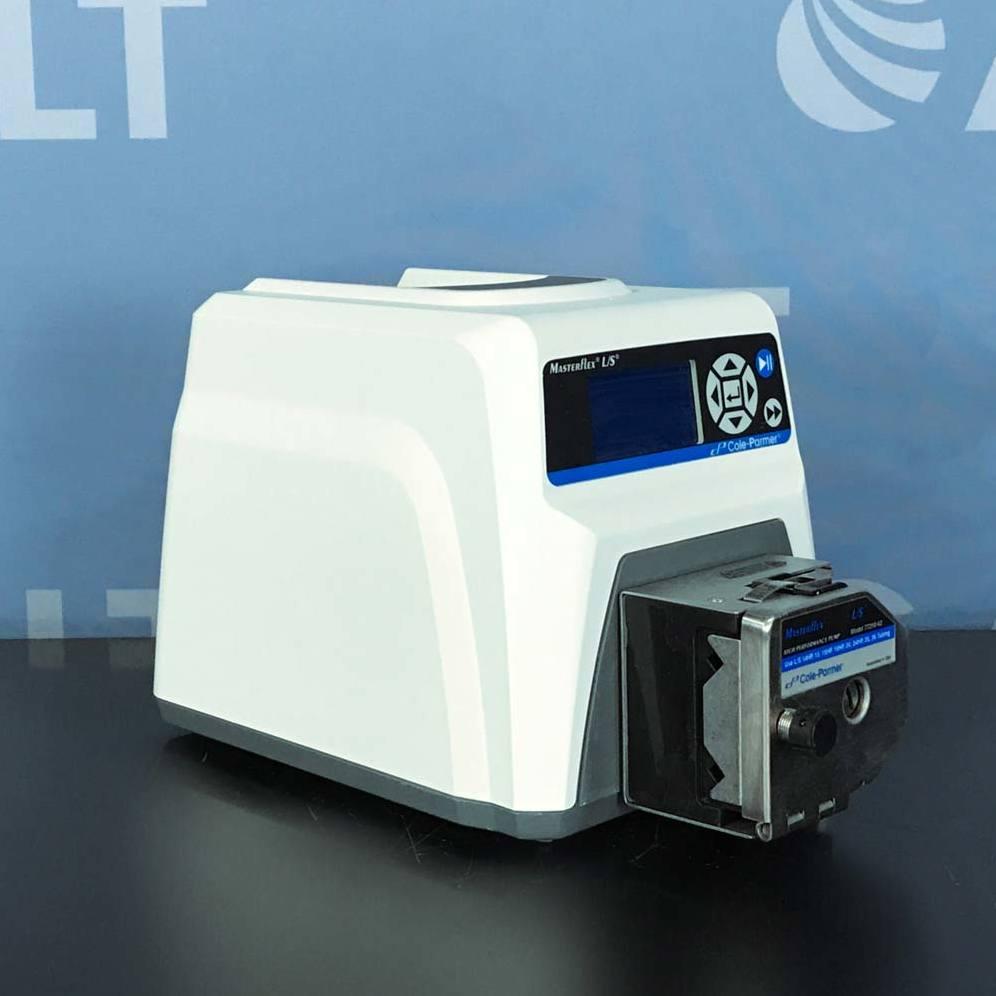 Cole-Parmer Masterflex L/S Digital Drive Model 7523-80 with Masterflex Model 77250-62 Head Image