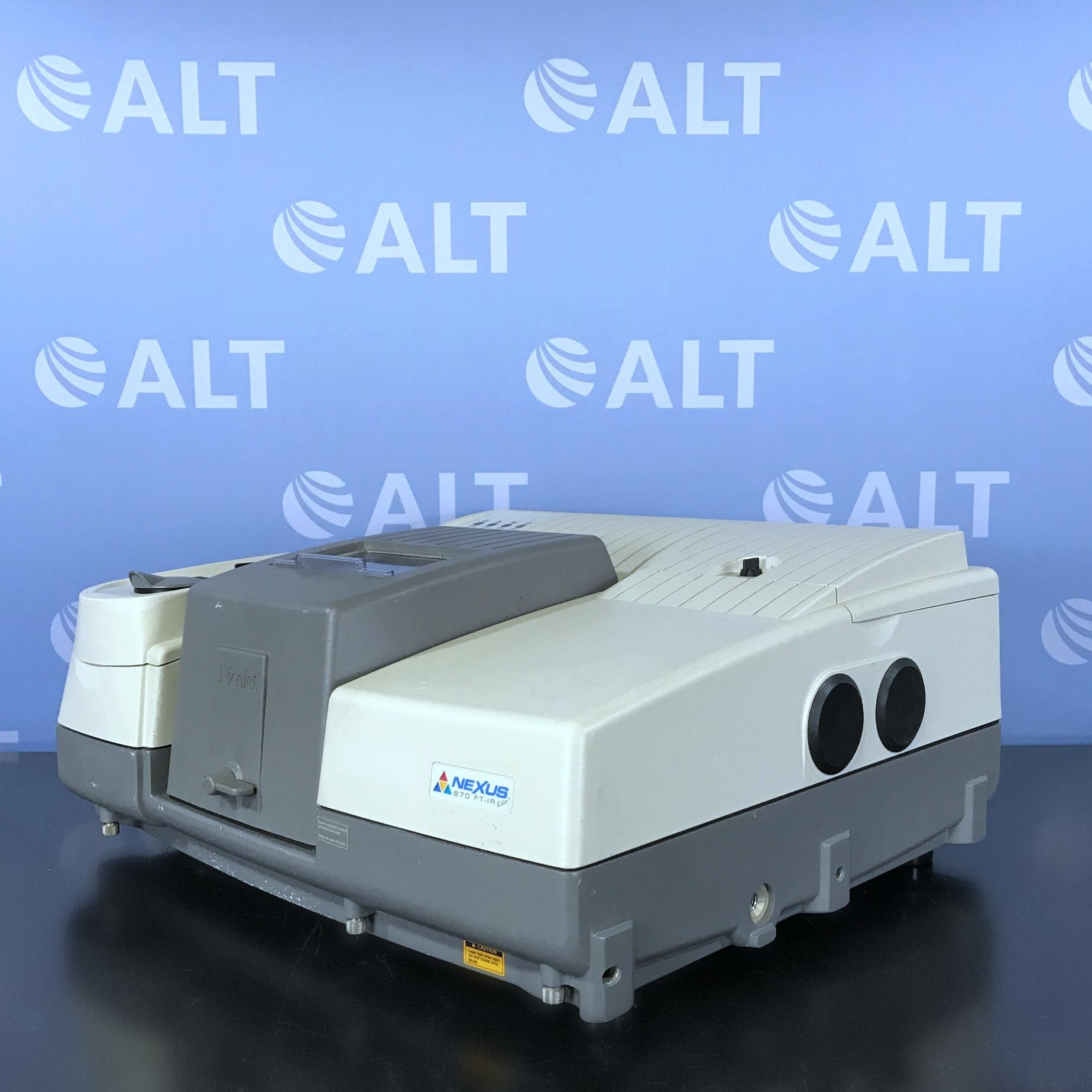 Thermo Nicolet NEXUS 670 FT-IR Spectrometer Image