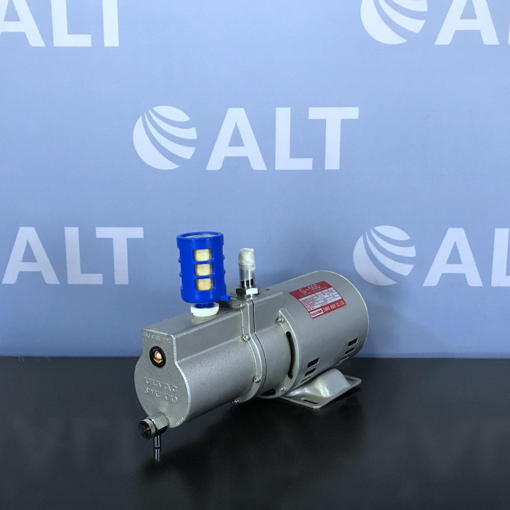 G-50D Rotary Vacuum Pump Name