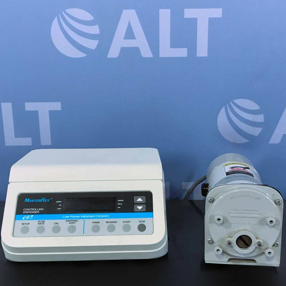Masterflex Masterflex L/S Controller/ Dispenser Pump System w/ Controller & Pump Image