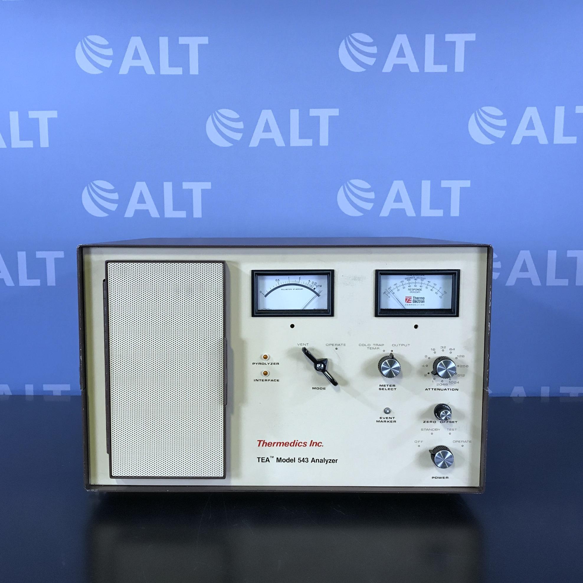 Thermo Electron Corporation 543 TEA Analyzer Image
