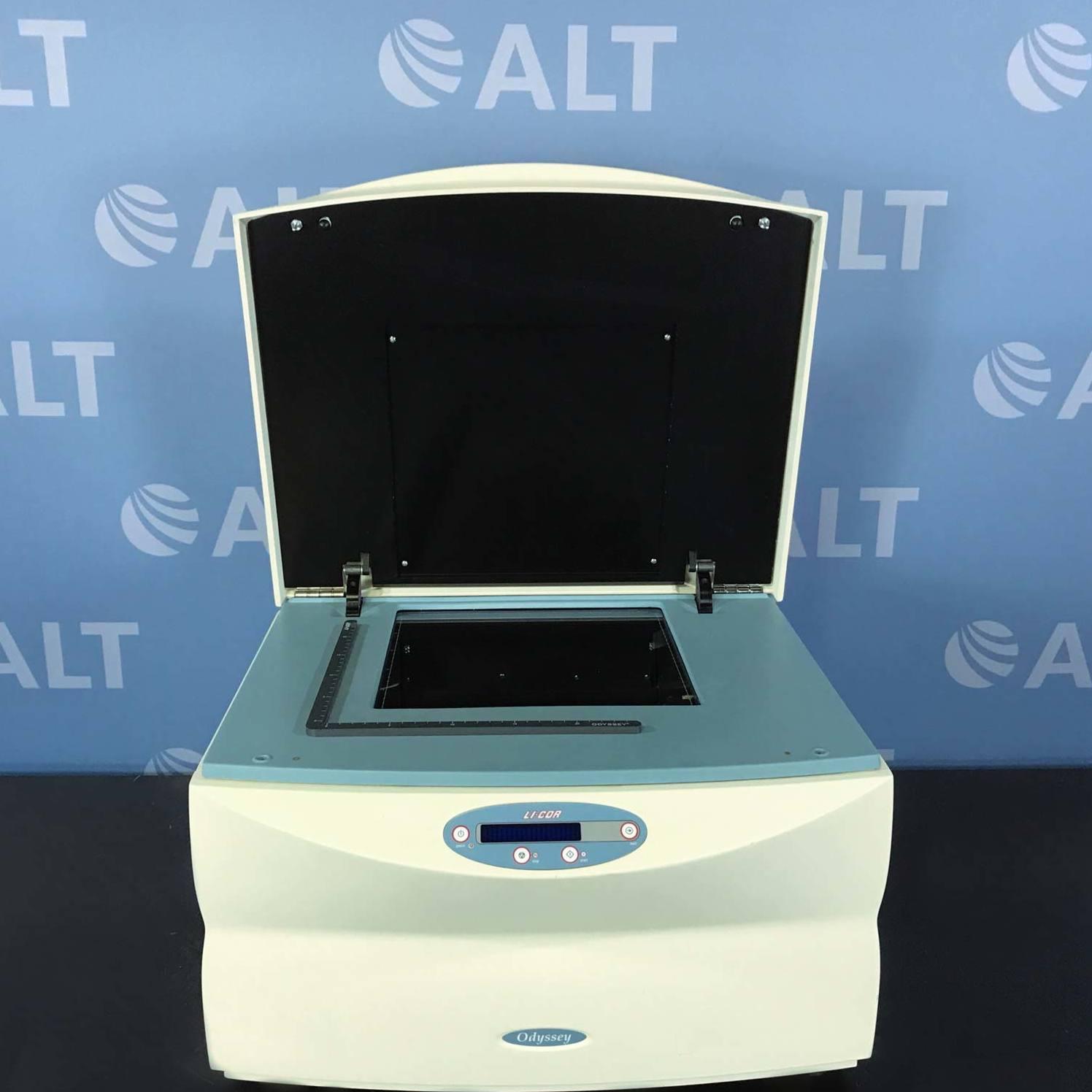 LI-COR Odyssey Infrared Imaging System Image