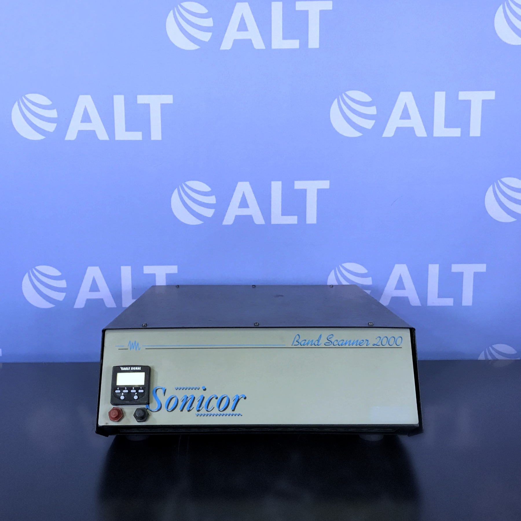 Sonicor BandScanner SG Series Tank Model T-6045HC / Generator Model SG-6041T System Image