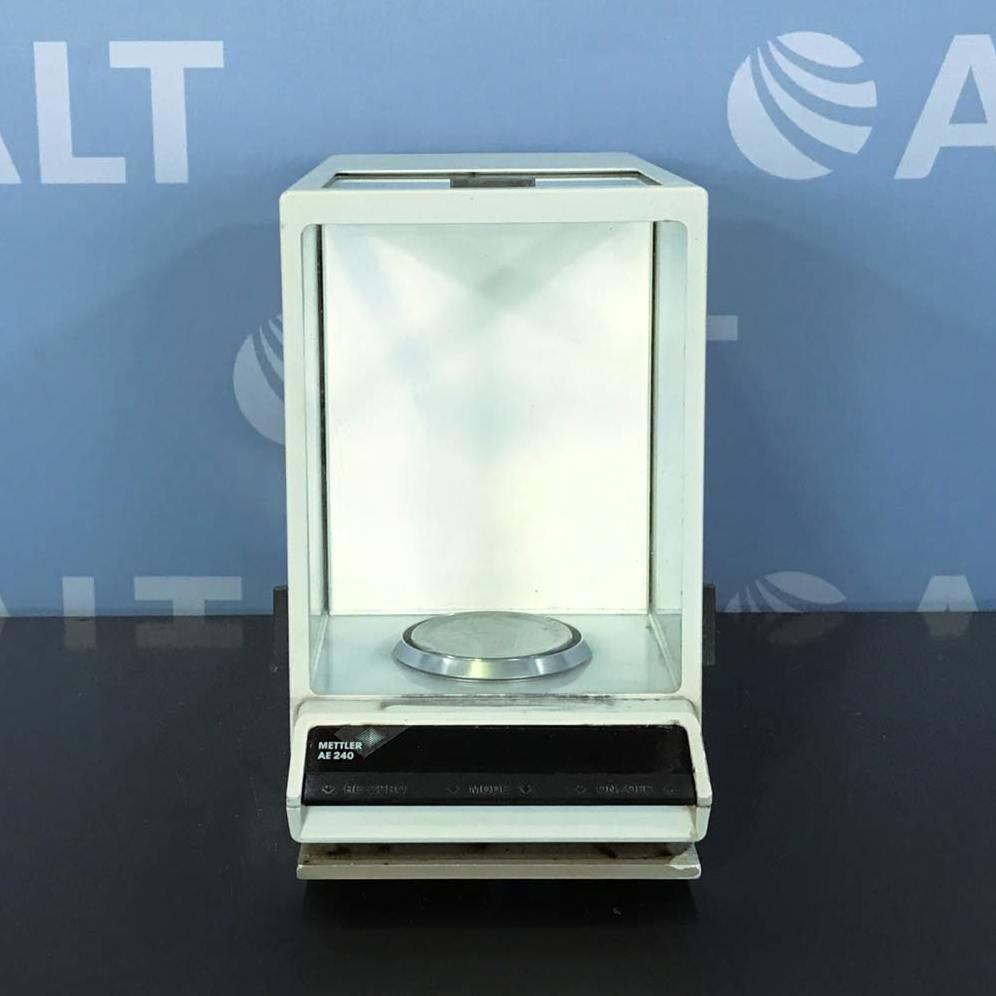 AE240 Digital Dual Range Analytical Balance Name