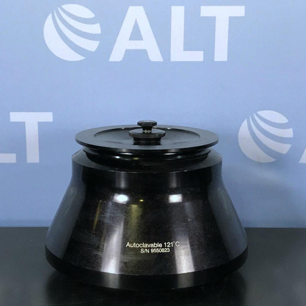 Sorvall SLA-1500 Super-Lite Aluminum Fixed-Angle Rotor Image