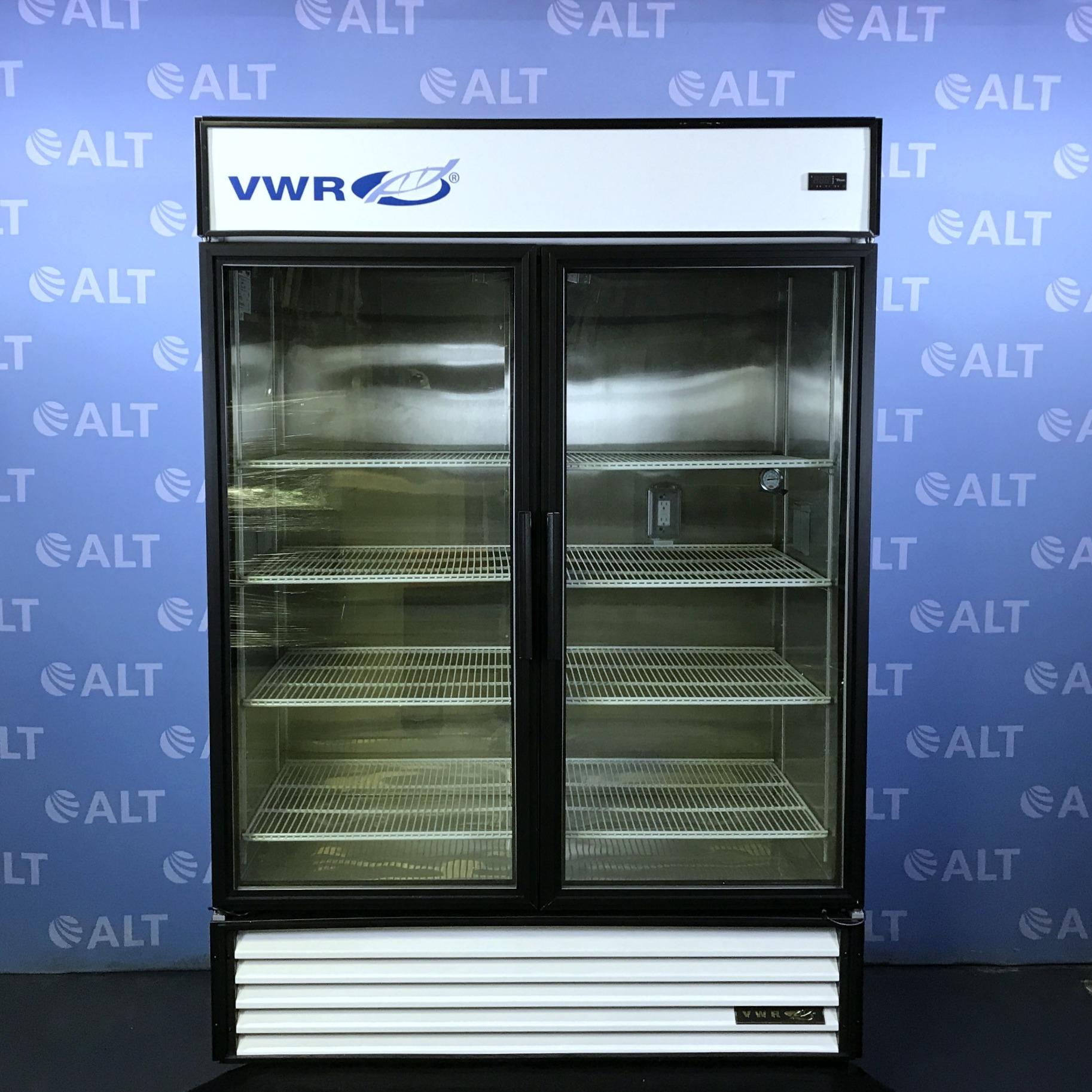 VWR Chromatography Two Door Refrigerator Cat No. 10018-862 Image