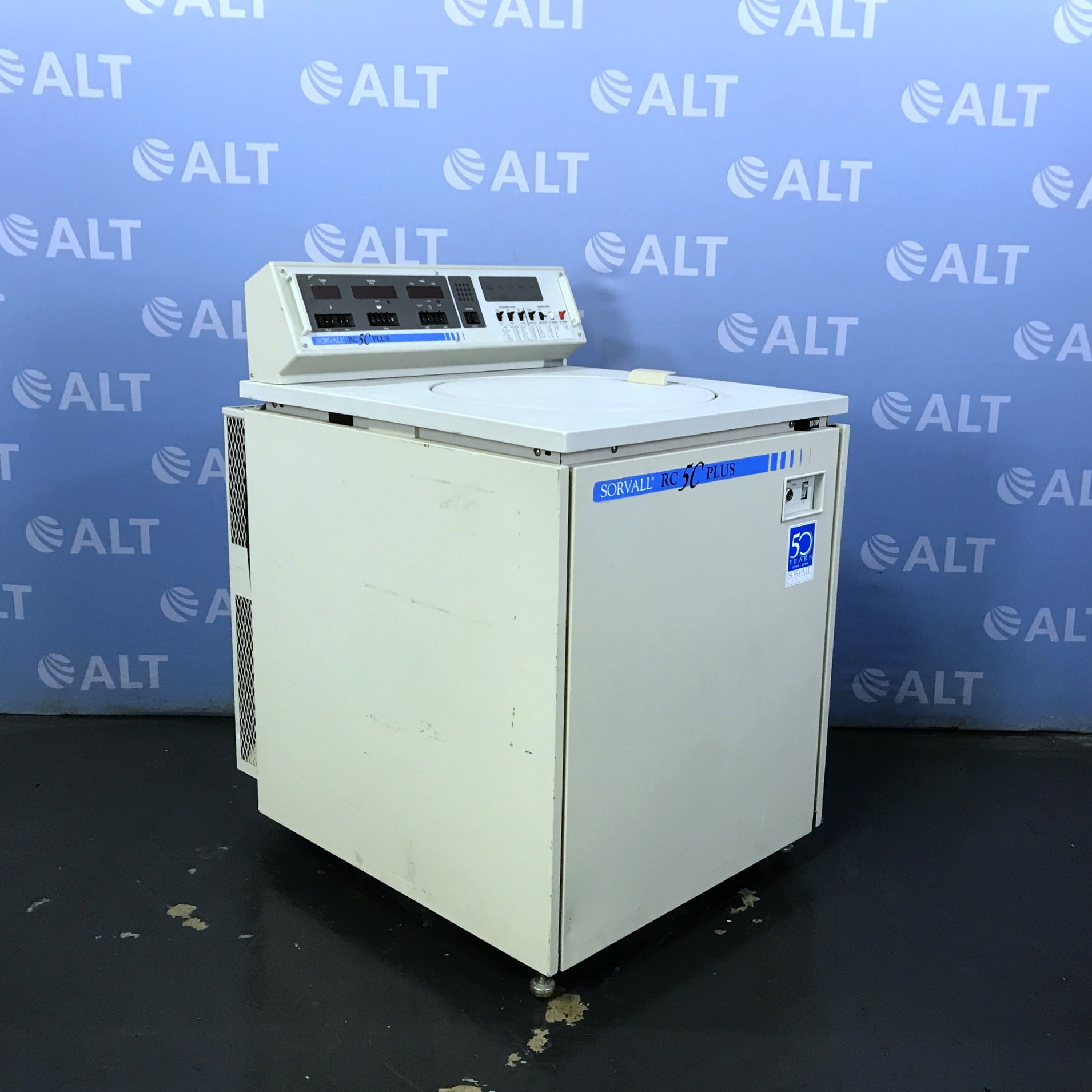 Sorvall RC-5C Plus Refrigerated Superspeed Centrifuge Image