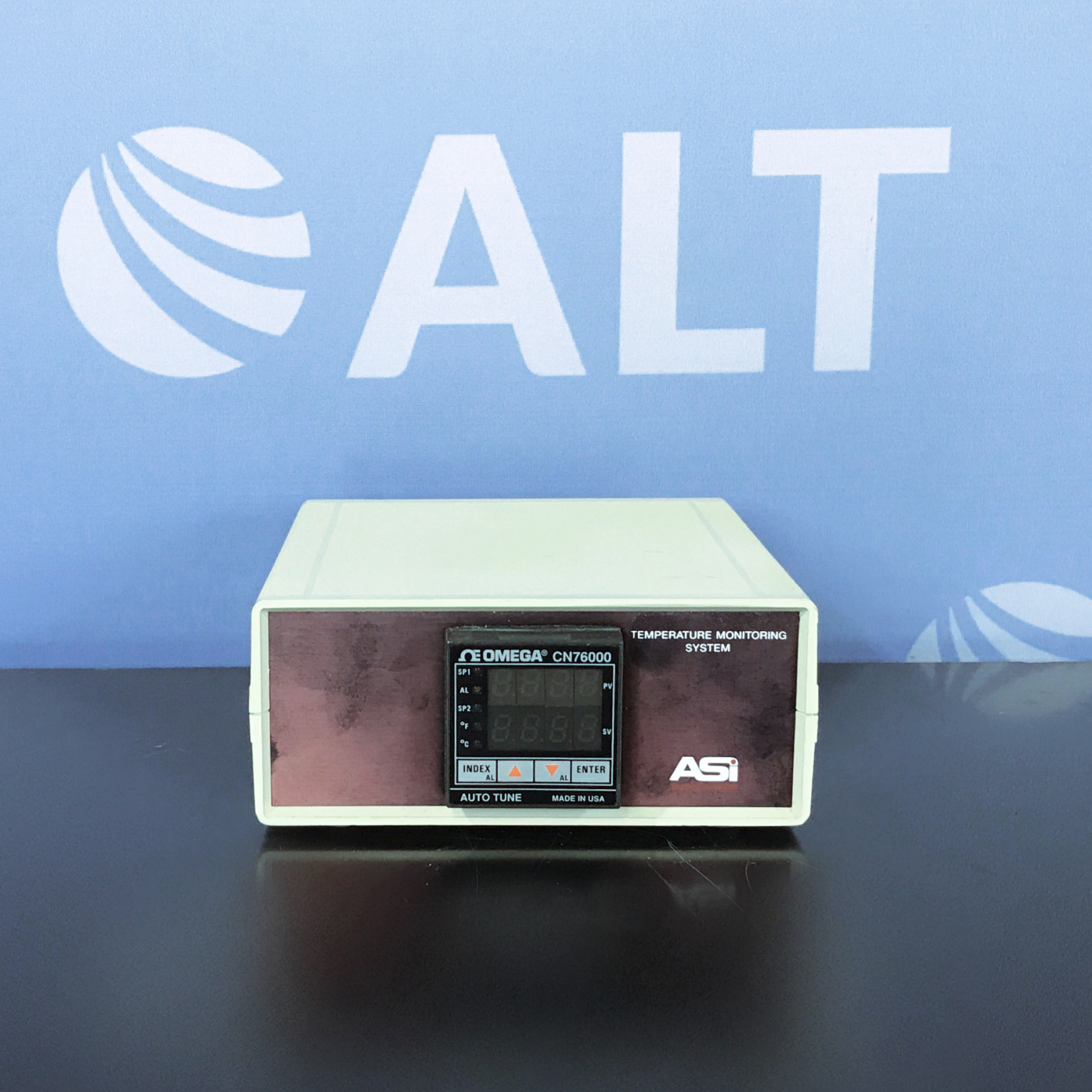 ASI Applied Systems Temperature Monitoring System Image