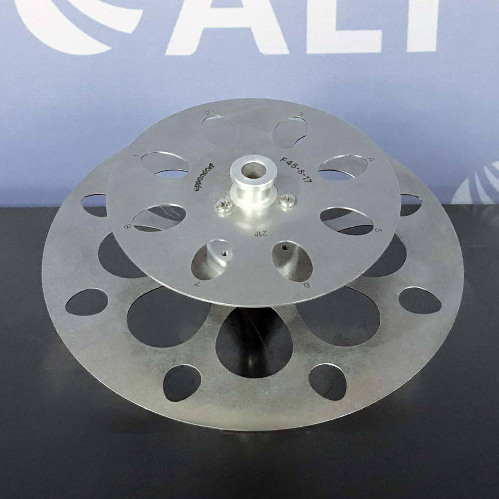 Eppendorf F-45-8-17 Fixed-angle Rotor  Image
