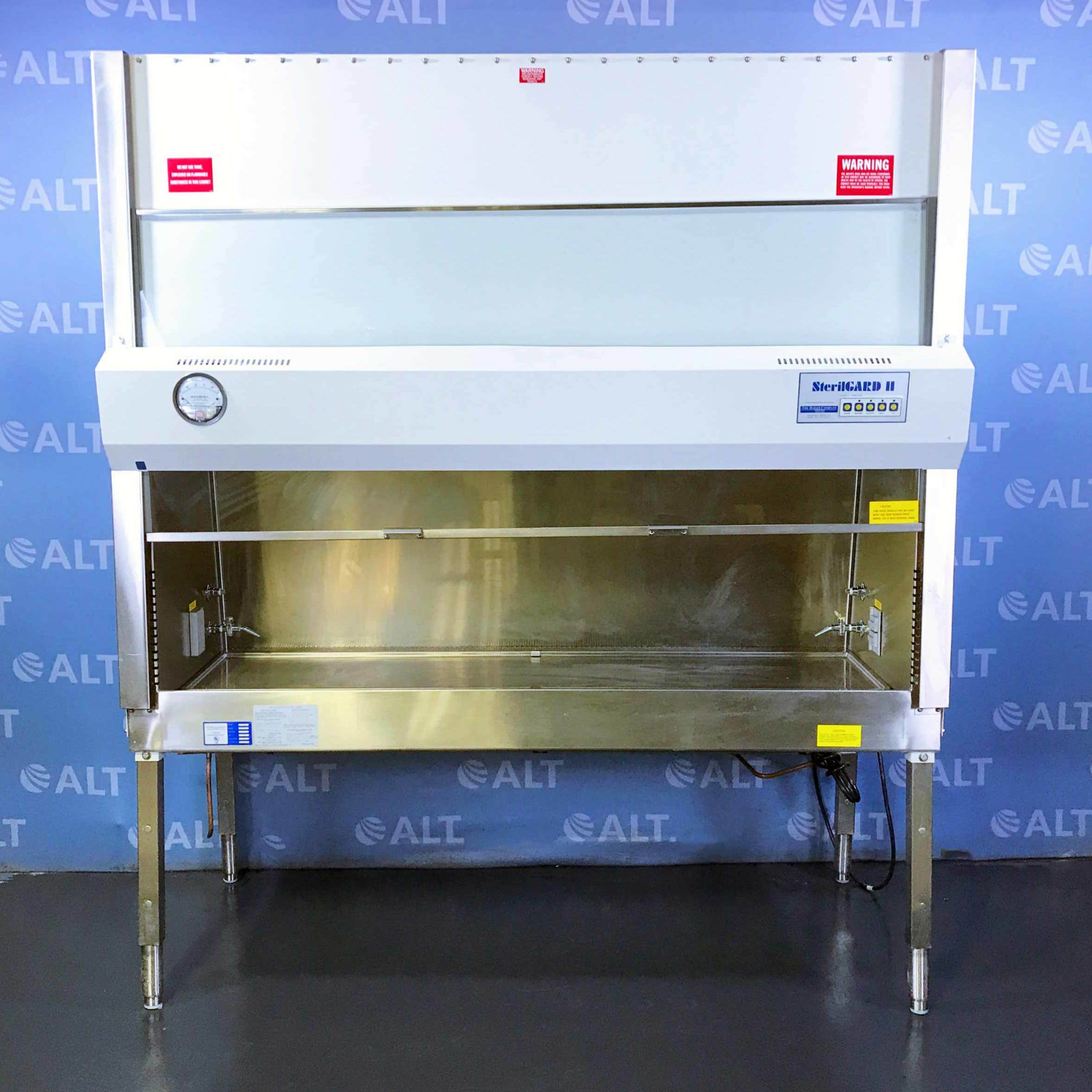 Baker Company SG-600 6' Class II Type A/B3 SterilGUARD Biological Safety Cabinet  Image
