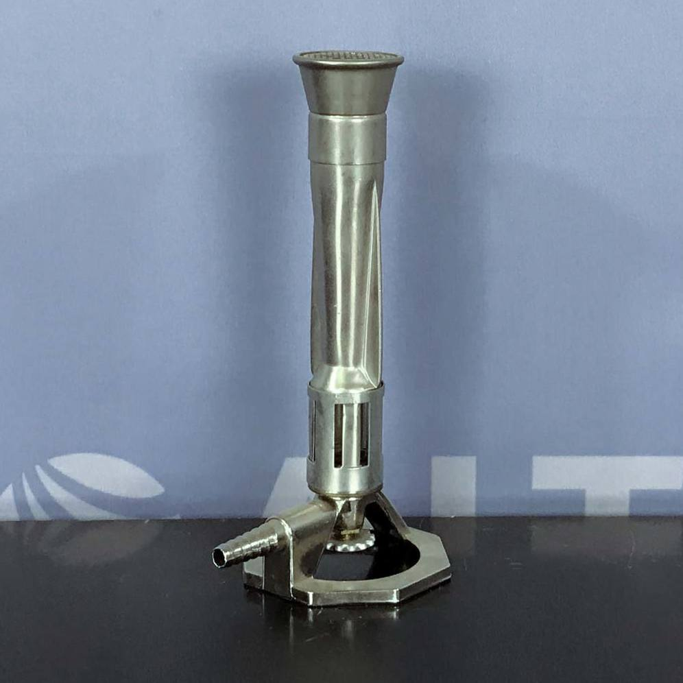 Humboldt Cylinder Gas Hobby Laboratory Bunsen Burner Image